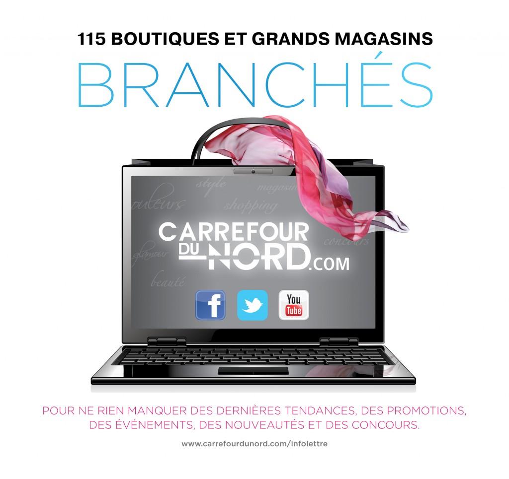Campagne été 2011 Carrefour du Nord Abribus
