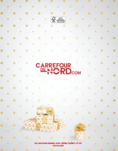 Guide Shopping de Noël - Carrefour du Nord
