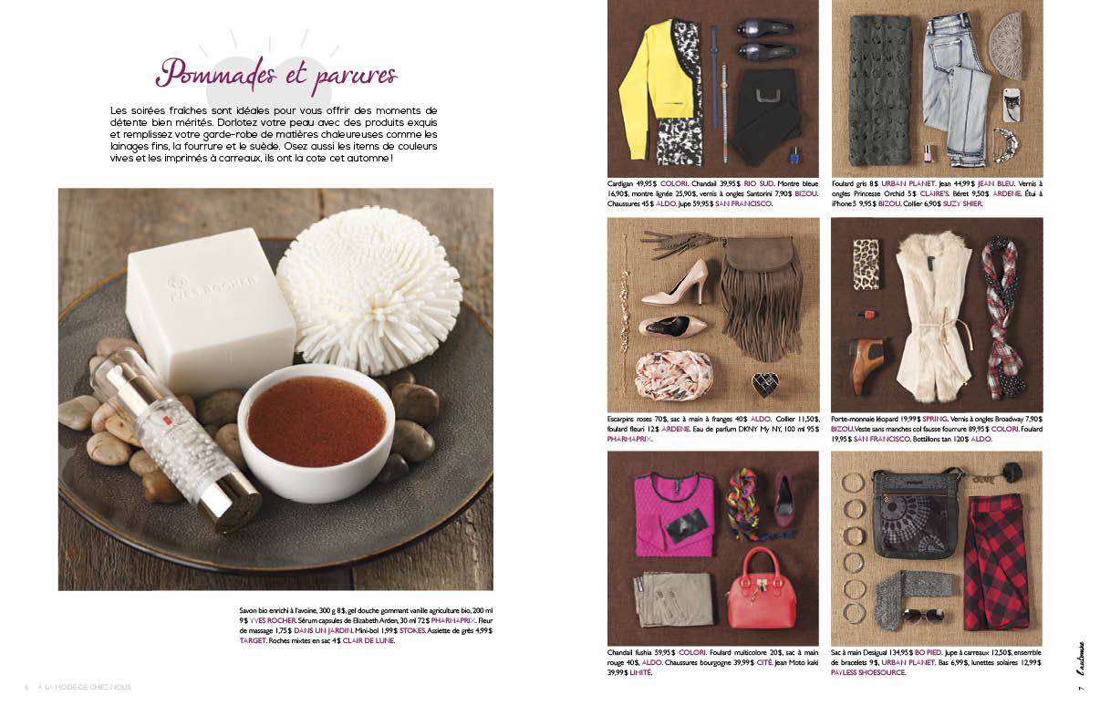 Guide Shopping Automne 2014 - Carrefour du Nord