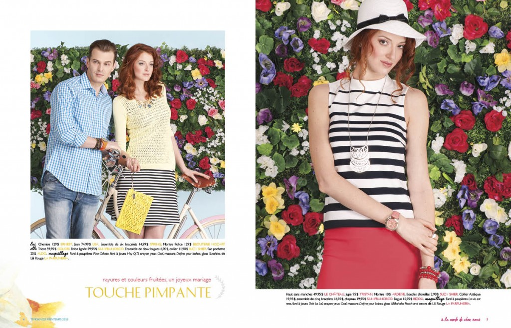 Guide Shopping Printemps 2015 - Carrefour du Nord