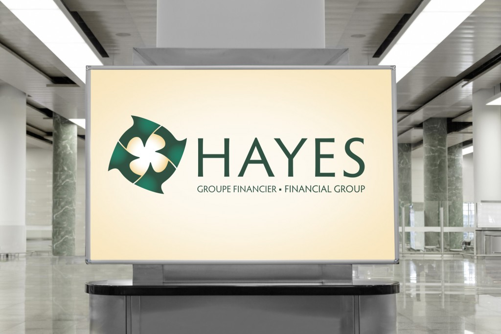 Logo - Hayes Groupe Financier
